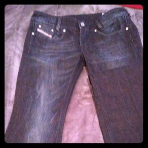 "Diesel Industry Louvely Jeans 29""X 32"